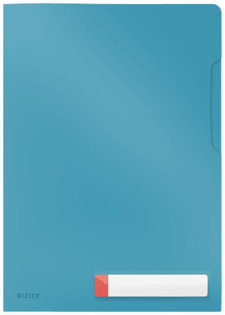47080061 CARPETA POLIPROPILENO (PP) AZUL A4