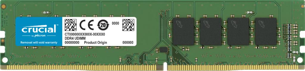 CT16G4DFRA32A MóDULO DE MEMORIA 16 GB 1 X 16 GB DDR4 3200 MHZ