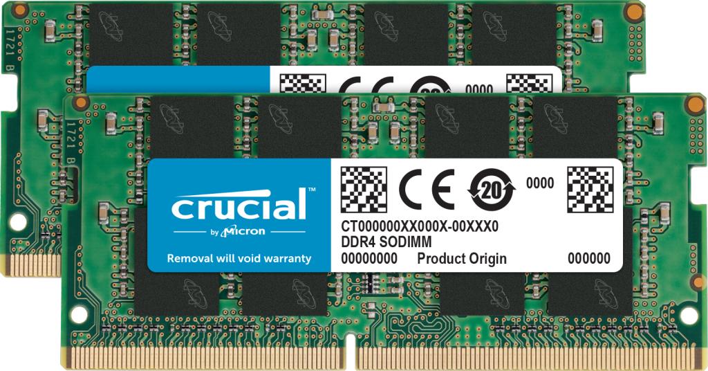 CT2K8G4SFRA266 MóDULO DE MEMORIA 16 GB 2 X 8 GB DDR4 2666 MHZ