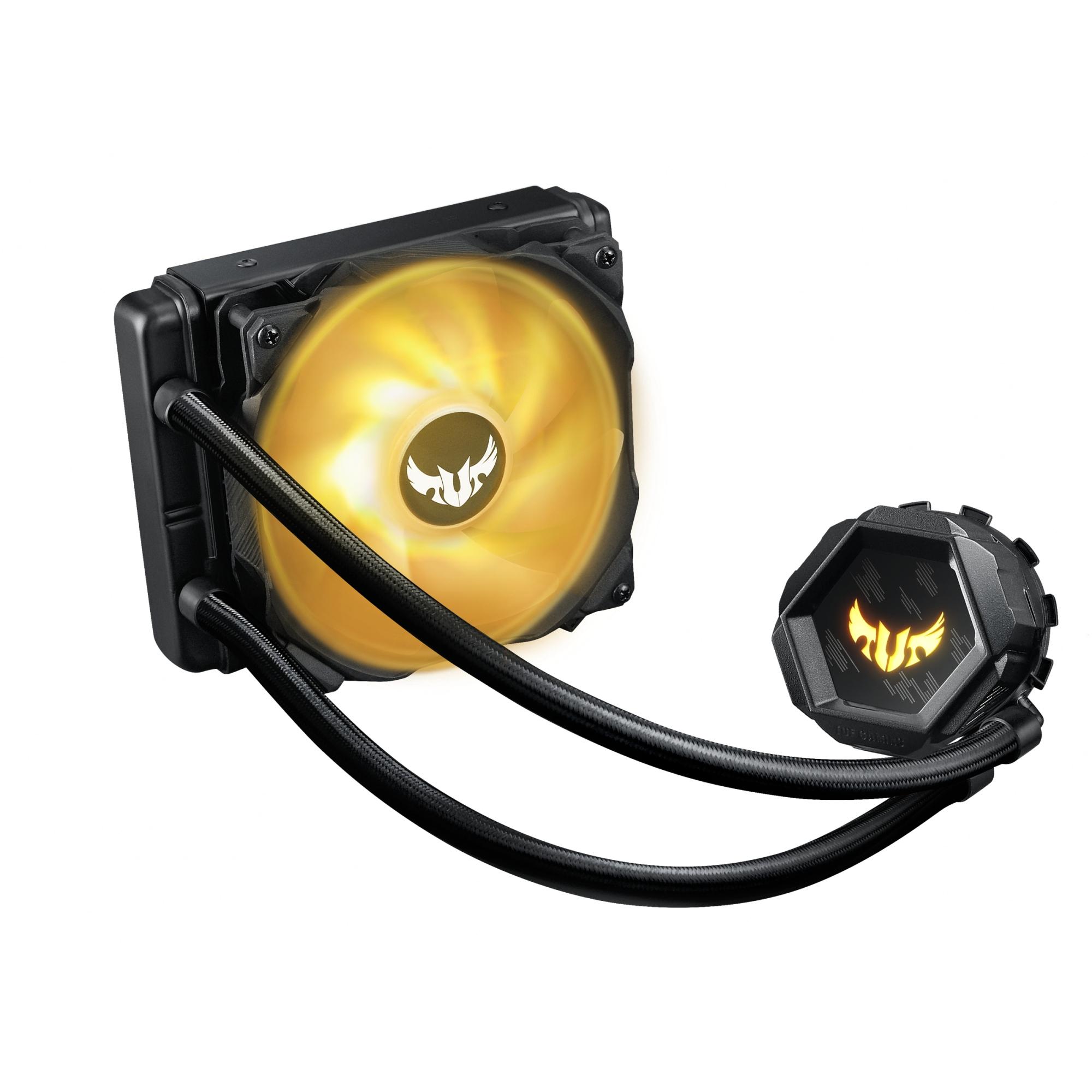TUF GAMING LC 120 RGB REFRIGERACIóN AGUA Y FREóN