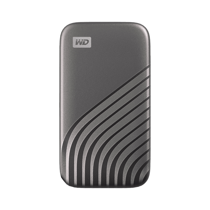 MY PASSPORT 1000 GB GRIS