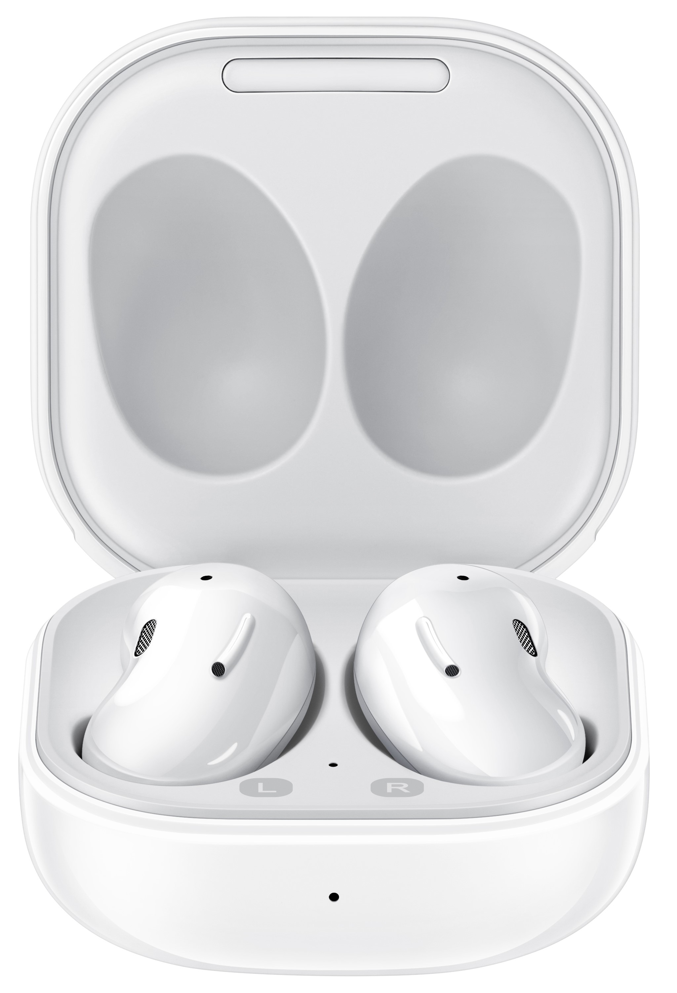 Galaxy Buds Live Auriculares Dentro De Oído Blanco