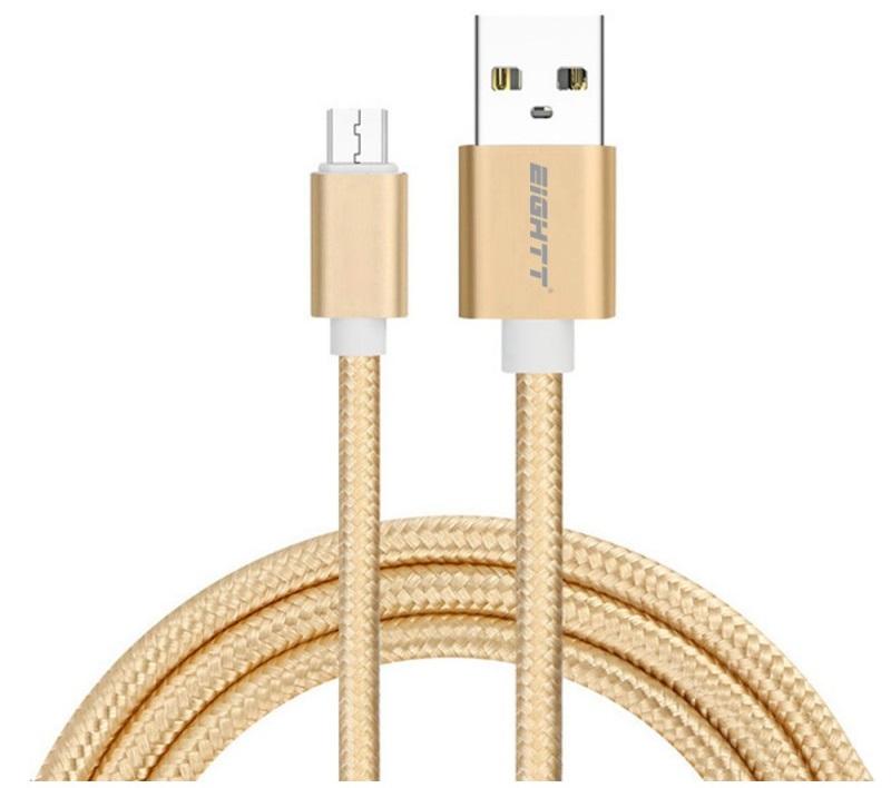 Ecm-1g Cable Usb 1 M 2.0 Usb A Micro-usb B Oro