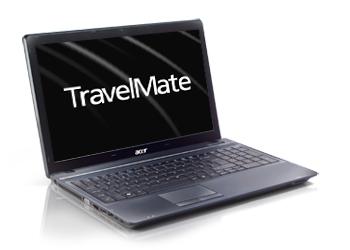 """TRAVELMATE TM4750 2.1GHZ I3-2310M 14"""" NEGRO"""