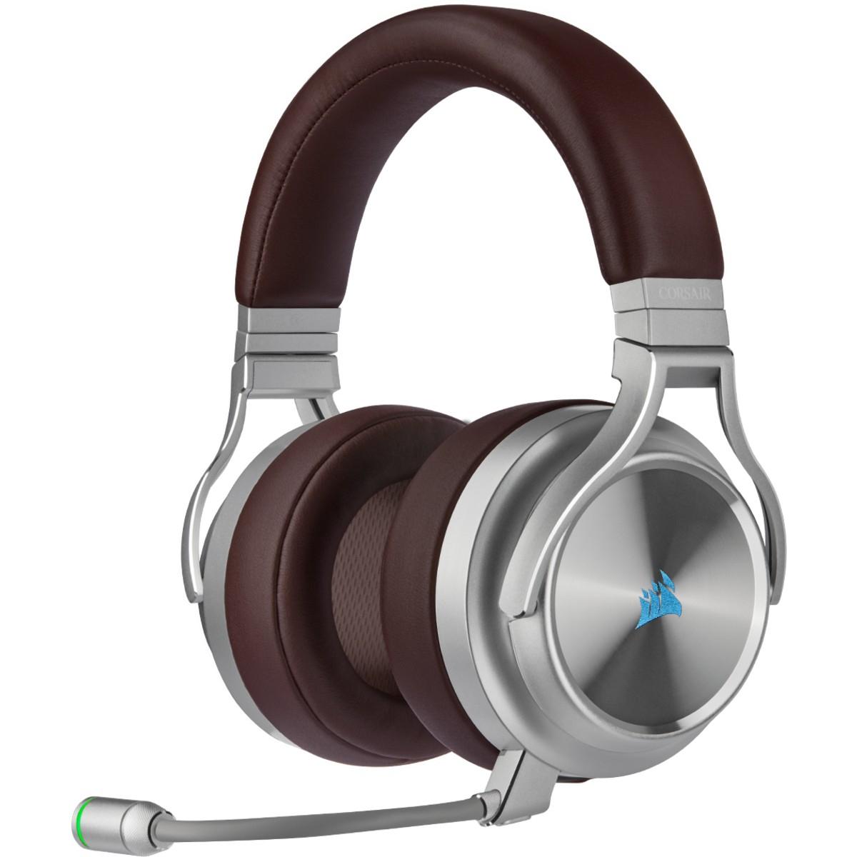 Virtuoso Rgb Auriculares Diadema Café Expreso Conector De 3,5 Mm