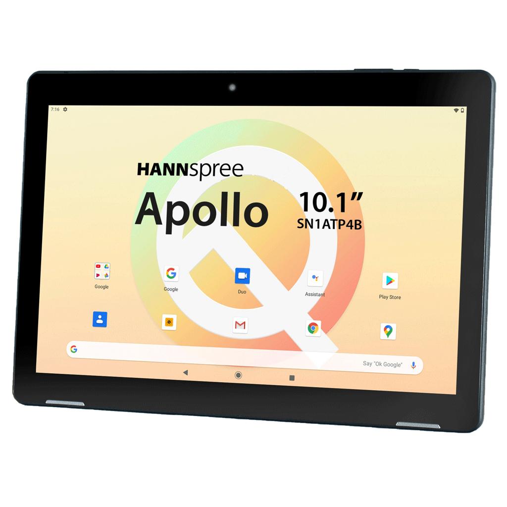 Hannspad Apollo 32 Gb 25,6 Cm (10.1) Mediatek 3 Gb Wi-fi 5 (802.11ac) Android 10 Negro