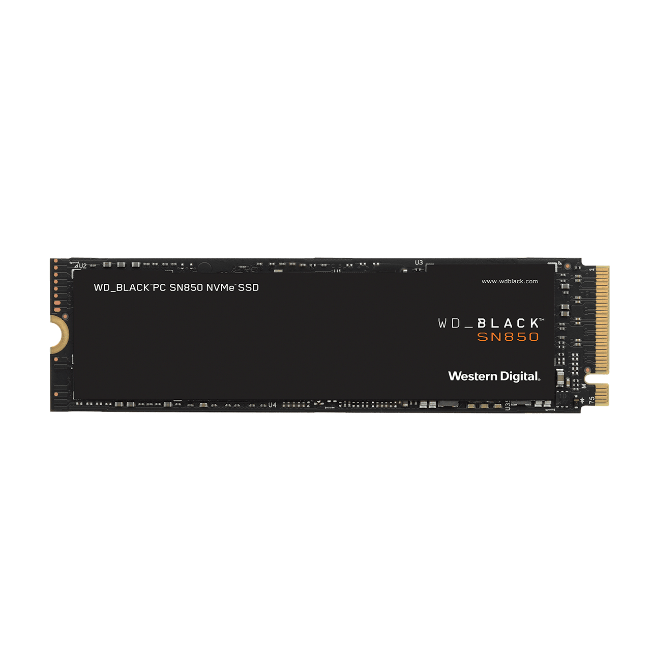 SN850 M.2 2000 GB PCI EXPRESS 4.0 NVME