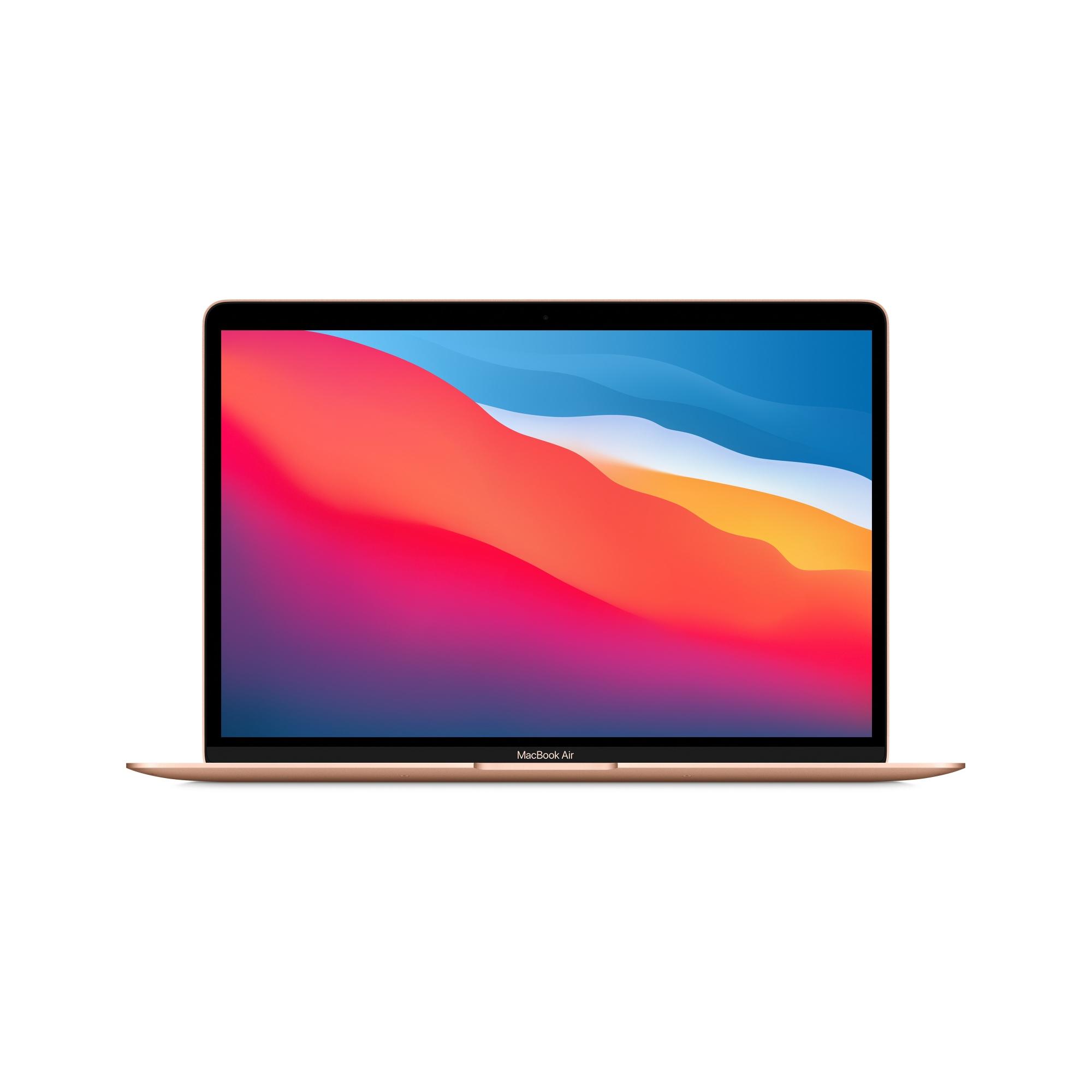 Macbook Air Portátil 33,8 Cm (13.3) 2560 X 1600 Pixeles Apple M 8 Gb 512 Gb Ssd Wi-fi 6 (802.11ax) Macos Big Sur Oro