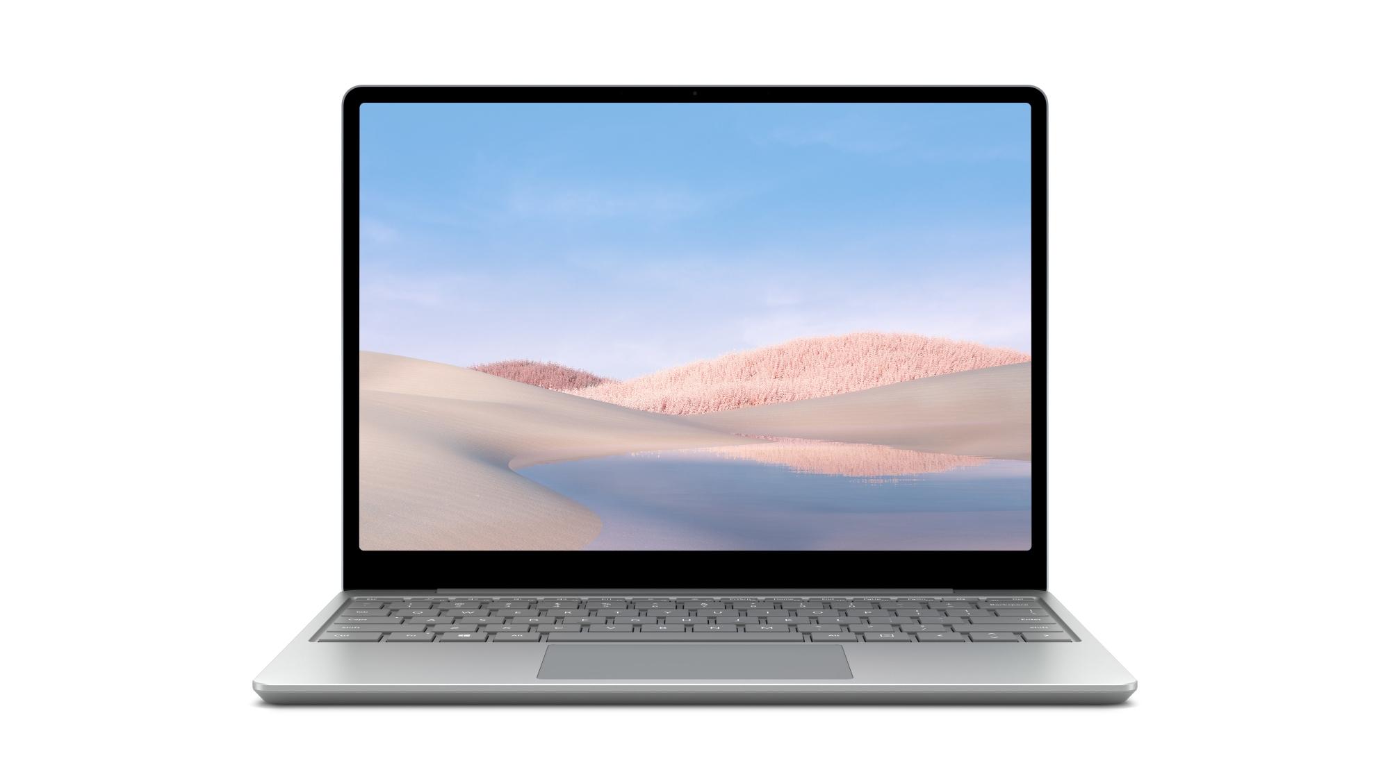 Surface Laptop Go Lpddr4x-sdram Portátil 31,6 Cm (12.4) 1536 X 1024 Pixeles Pantalla Táctil Intel® Core™ I5 De 10ma Generación 4 Gb 64 Gb Emmc Wi-fi 6 (802.11ax) Windows 10 Home S Platino
