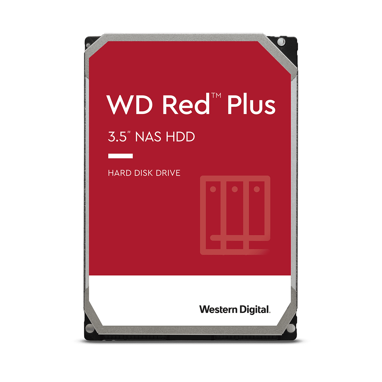 Wd Red Plus 3.5 6000 Gb Serial Ata Iii