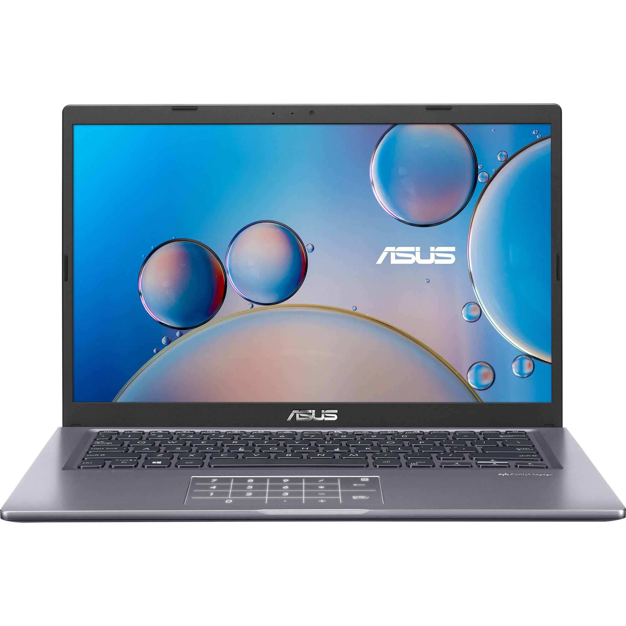 M415da-ek337t - Ordenador Portátil De 14 Full Hd (amd Ryzen 7 3700u, 8gb Ram, 512gb Ssd, Amd Radeon Rx Vega 10, Windows 10 Home) Gris Pizarra-teclado Qwerty Español