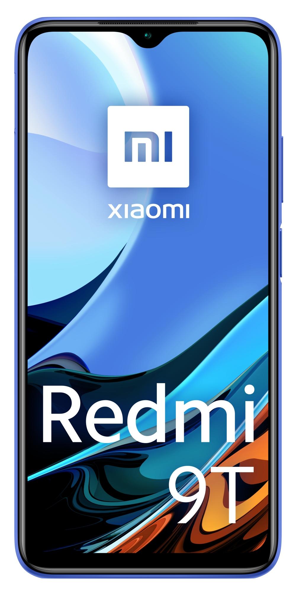 "REDMI 9T 16,6 CM (6.53"") SIM DOBLE MIUI 12 4G USB TIPO C 4 GB 64 GB 6000 MAH AZUL"