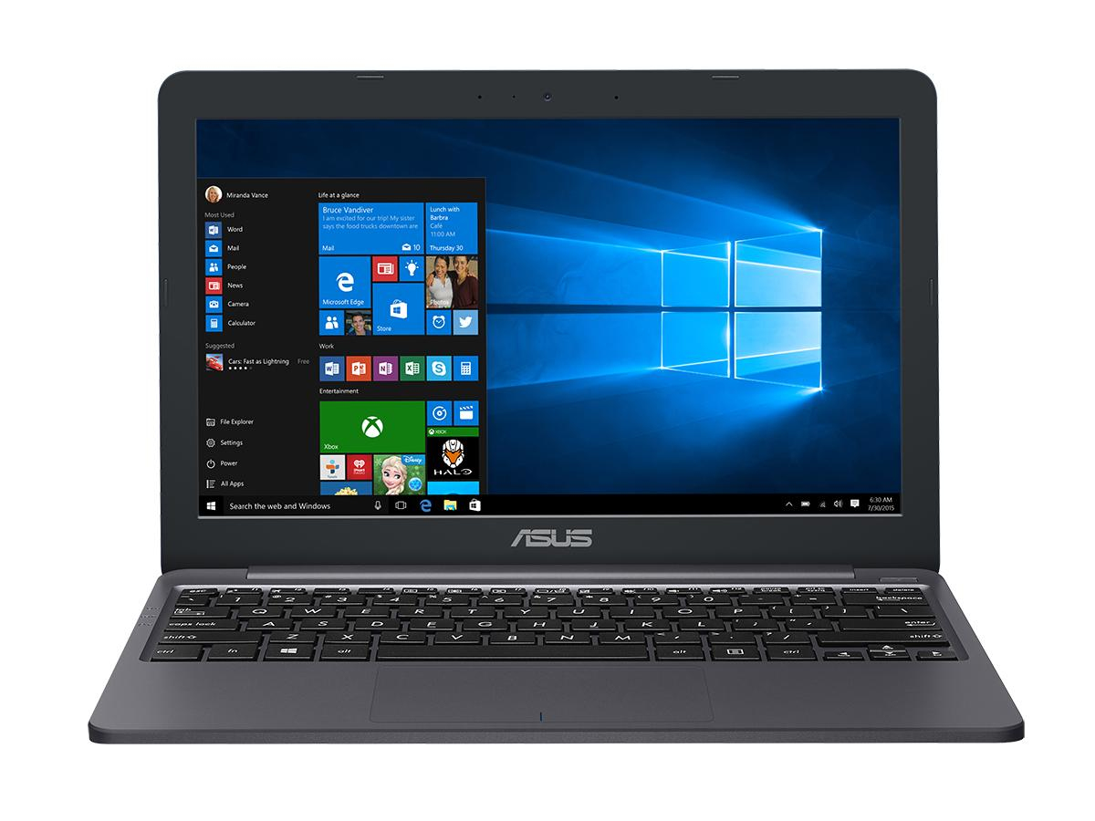 "L203MA-FD105TS - ORDENADOR PORTáTIL DE 11.6"" HD (INTEL CORE N4020, 4GB RAM, 64GB EMMC, INTEL UHD GRAPHICS 600, WINDOWS 10 HOME S) GRIS ESTRELLA-TECLADO QWERTY ESPAñOL"