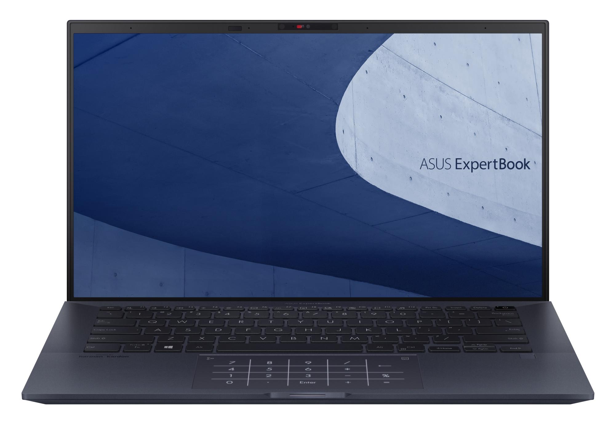 """EXPERTBOOK B9 B9400CEA-KC0304R - ORDENADOR PORTáTIL DE 14"""" FULL HD (INTEL CORE I7-1165G7, 16GB RAM, 1TB SSD, INTEL IRIS XE GRAPHICS, WINDOWS 10 PRO) NEGRO ESTRELLA-TECLADO QWERTY ESPAñOL"""
