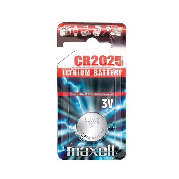 Cr2025 Household Battery Single-use Battery Litio