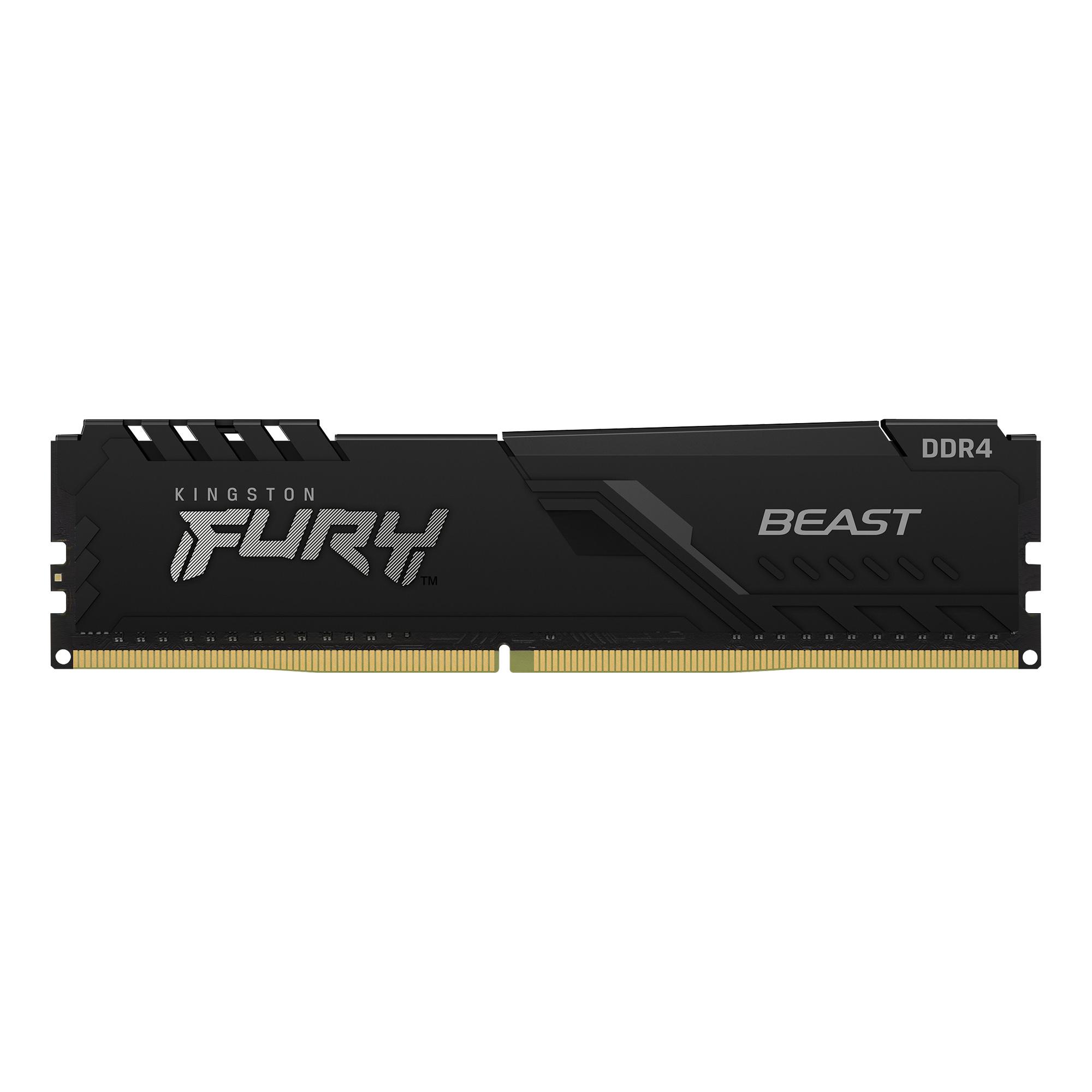 Fury Beast Módulo De Memoria 16 Gb 1 X 16 Gb Ddr4 3200 Mhz