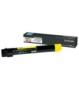Lexmark-X950X2YG-24000paginas-Amarillo-toner-y-cartucho-l