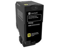 Lexmark-74C2SYE-Cartucho-Amarillo-toner-y-cartucho-laser-P
