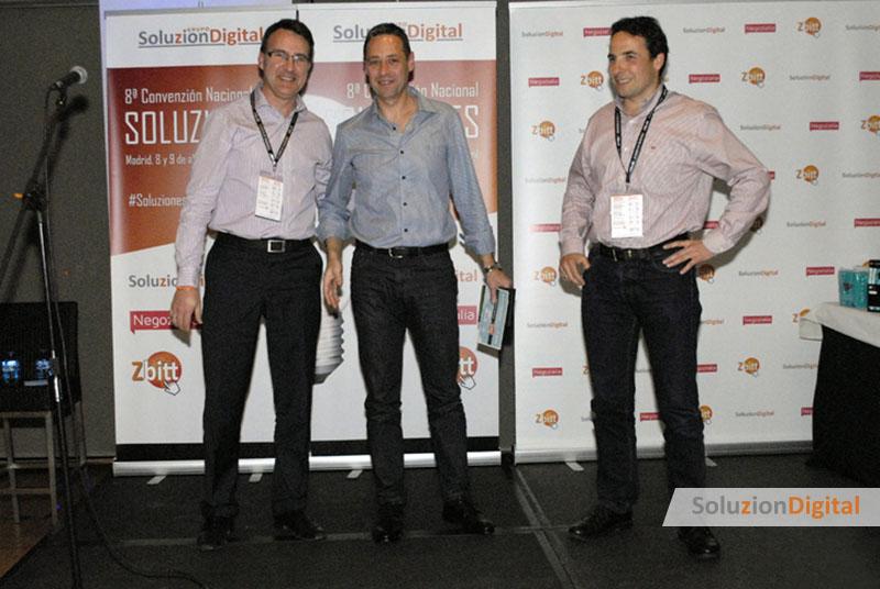 SoluzionDigital - Zbitt - Convención 2016
